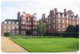 Newnham College
