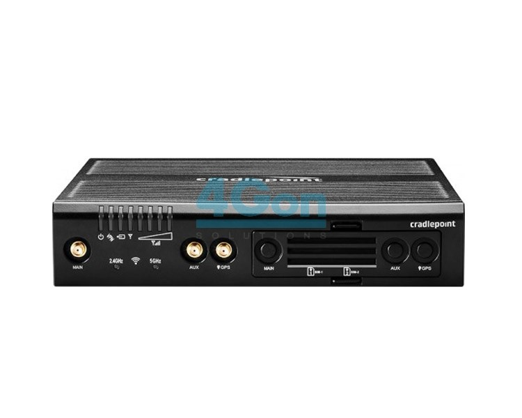 Cradlepoint Aer2200 Router 600m Modem And 1 Year Support