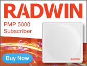 RADWIN 5000 Subscriber Unit
