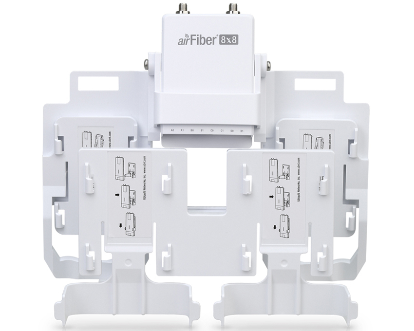 Ubiquiti airFiber NxN Scalable MIMO Multiplexer MPx8 (AF-MPx8)
