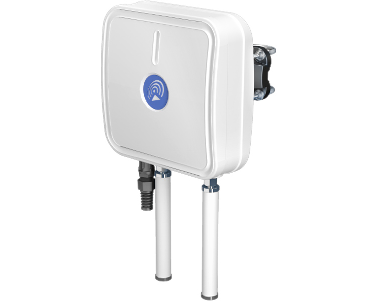 QuWireless QuMax for RUTX11 Integrated LTE Directional, WiFi Dual Band, GPS and Bluetooth Antennas All In One (AX11M)