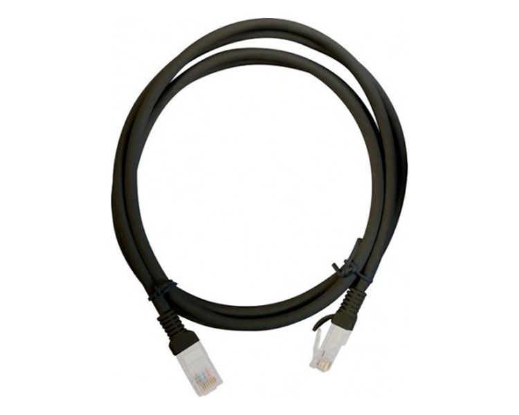 CAT6A Patch Cables - Black
