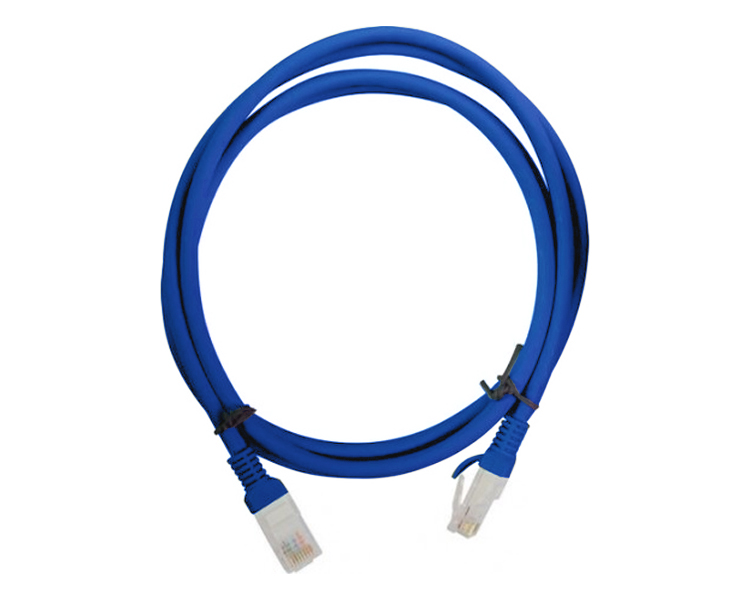 CAT6 Patch Cables - Blue