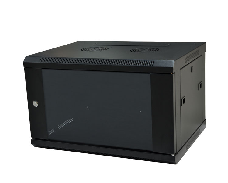 Allrack 6U 600mm Deep Wall Mount Cabinet (CAB6WB600)