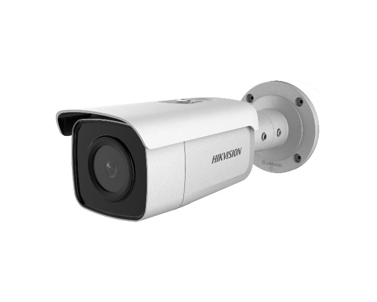 Hikvision 6 MP IR Fixed Bullet Network Camera (DS-2CD2T65FWD-I8)
