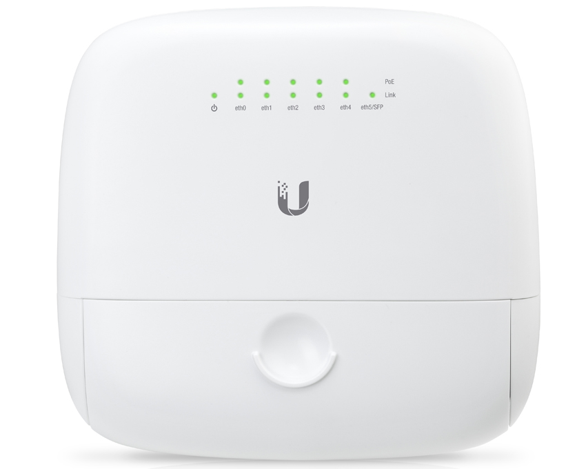 Ubiquiti EdgePoint EP-R6 WISP Control Point Layer-3 Router