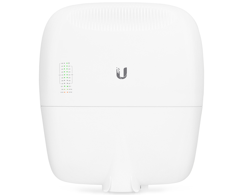 Ubiquiti EdgePoint EP-R8 WISP Control Point Layer-3 Router