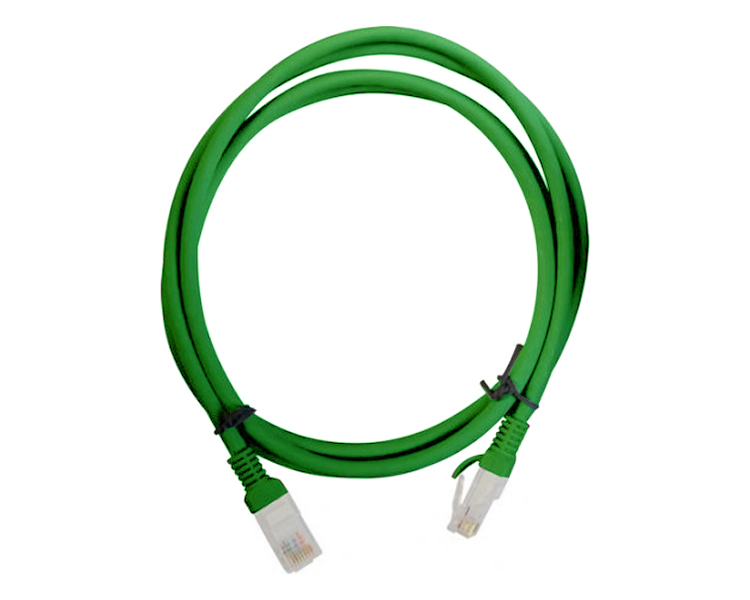 CAT6 Patch Cables - Green