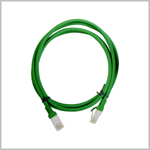 Patch Cables - Green