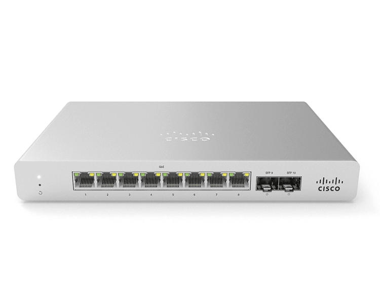 Cisco MS120-8 Compact Switch
