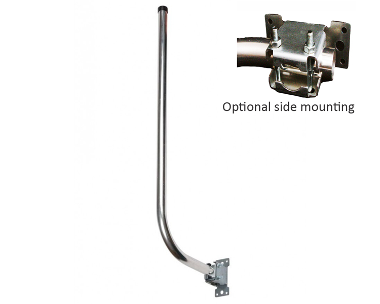 "Poynting 20"" J Pole & Fixed Wall Mount (NET-WLMNT)"