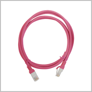 Patch Cables - Pink