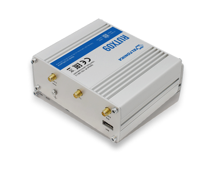 Teltonika RUTX09 LTE Cat6 Router