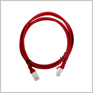 CAT6 Patch Cables - Red
