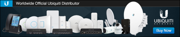 Ubiquiti Networks Main Banner