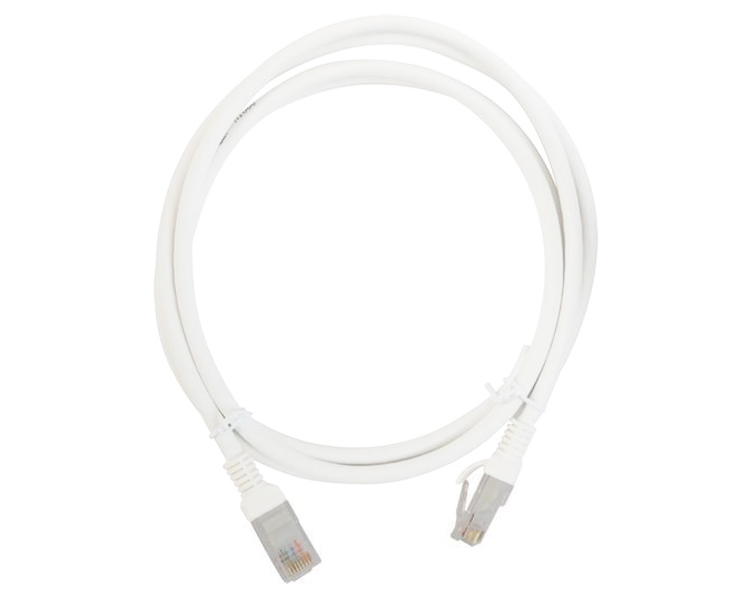 CAT6A Patch Cables - White