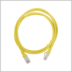 Patch Cables - Yellow
