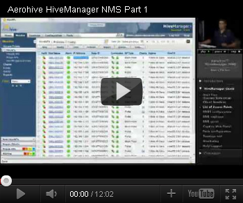 Aerohive HiveManager Online Express for 1 AP for 1 year, includes