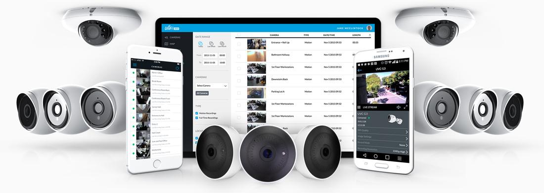 Ubiquiti Unifi Video G3 Flex Indoor Poe Camera