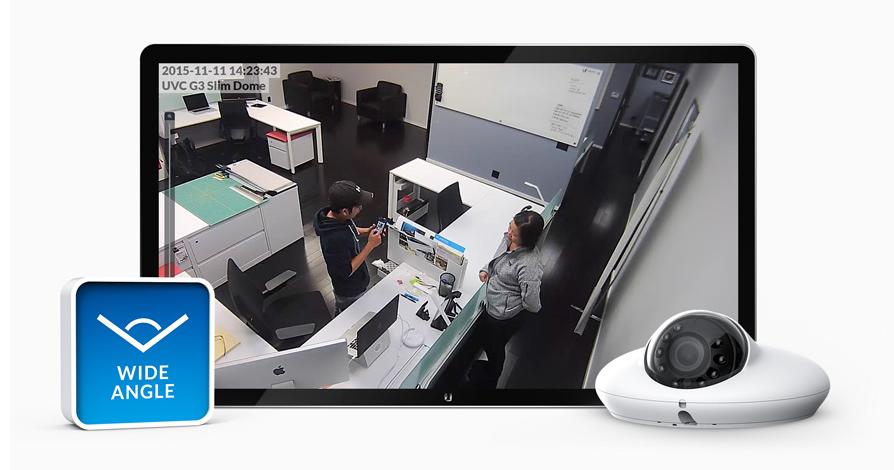 Ubiquiti UniFi Video Camera G3 Dome - UVC-G3-DOME