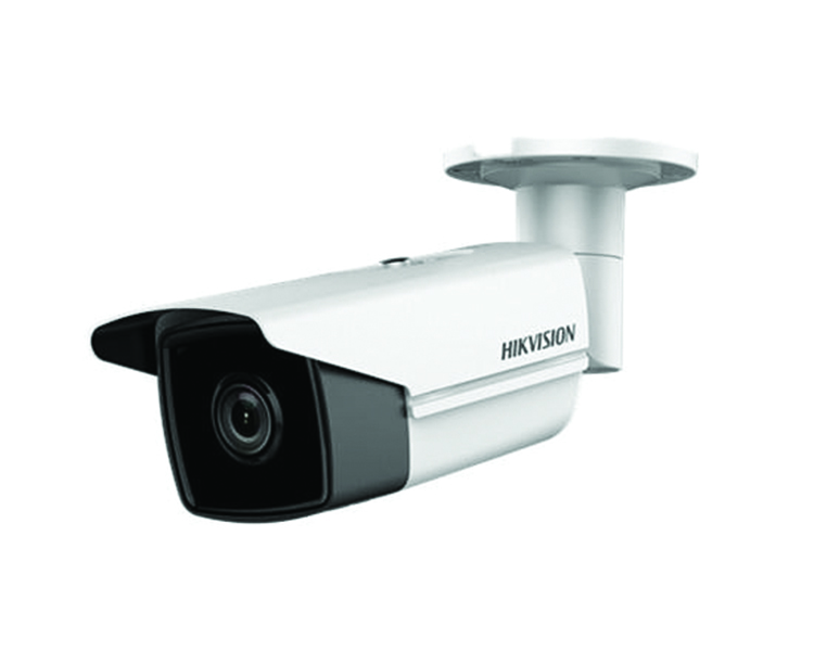 Hikvision 4 MP IR Fixed Bullet Network Camera DS-2CD2T45FWD-I5(4mm)