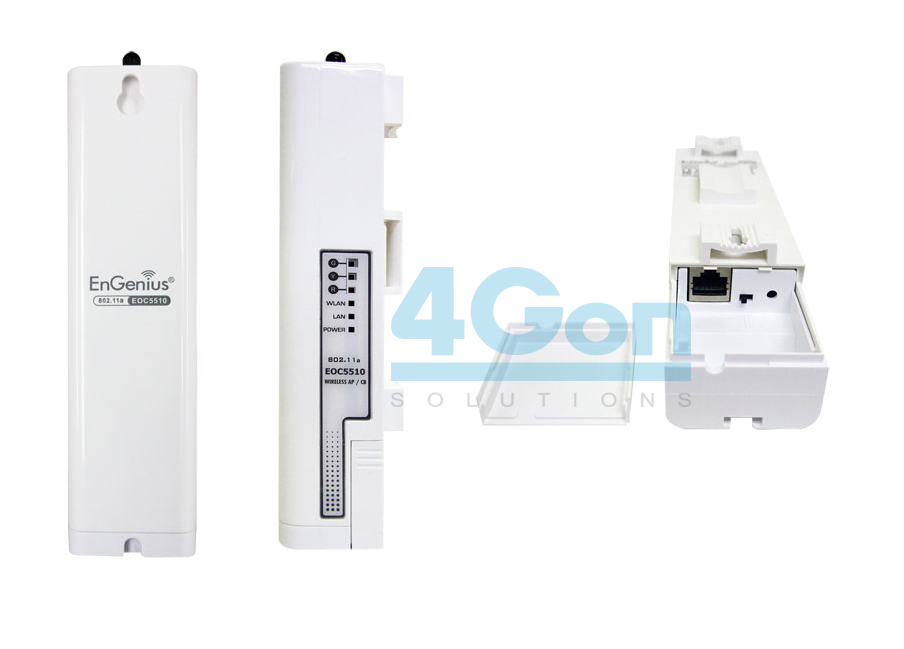 Product Image Engenius Eoc 5510 Outdoor Wireless Access Point