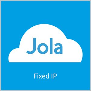 Jola Fixed IP SIM Cards