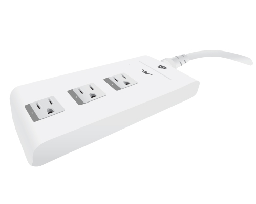 Ubiquiti mFi mPower 3-Port Power Outlet - Wifi Connectivity
