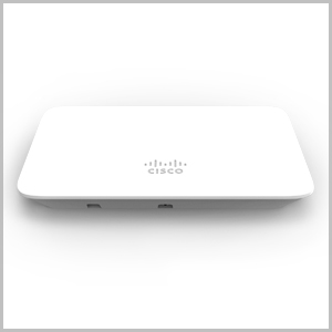 Cisco Meraki Indoor Access Point, Gateway & Repeaters