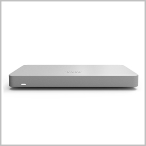 Cisco Meraki MX Security Appliances