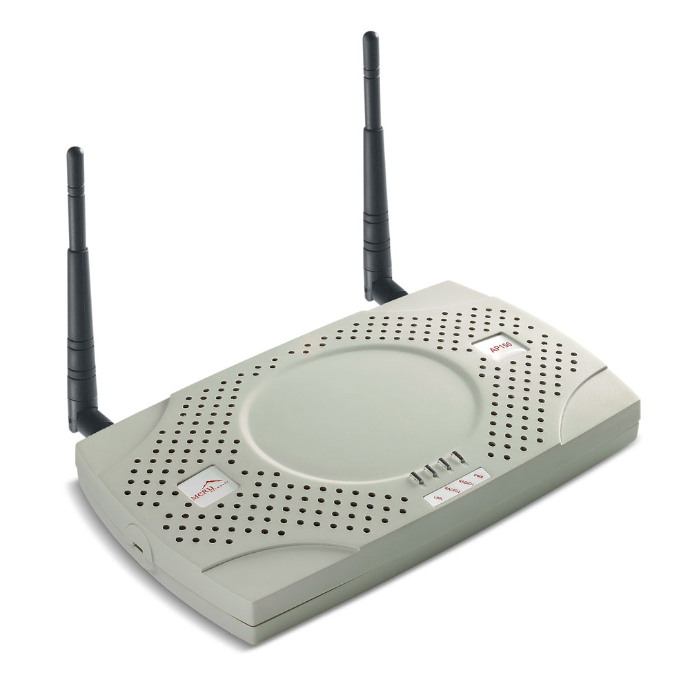Product image meru networks ap150 indoor wifi access point for Point acces wifi exterieur