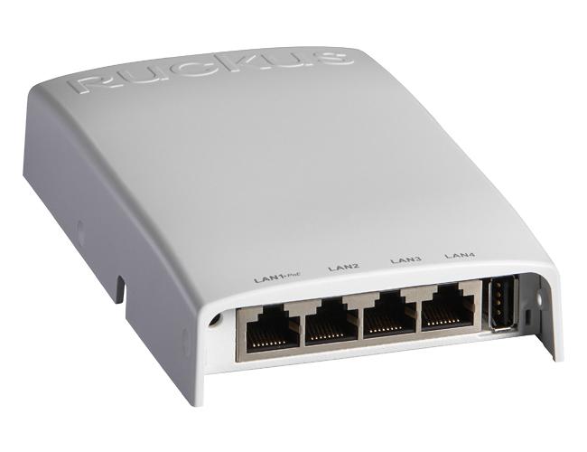 Ruckus ZoneFlex H510 802 11AC Integrated Wall Switch