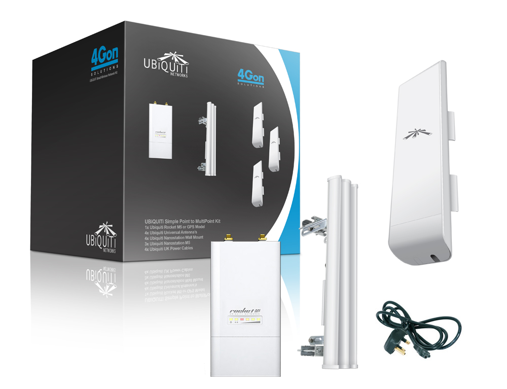 Ubiquiti Simple PTMP Kit