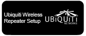 Ubiquiti AirOS Wireless Repeater Setup