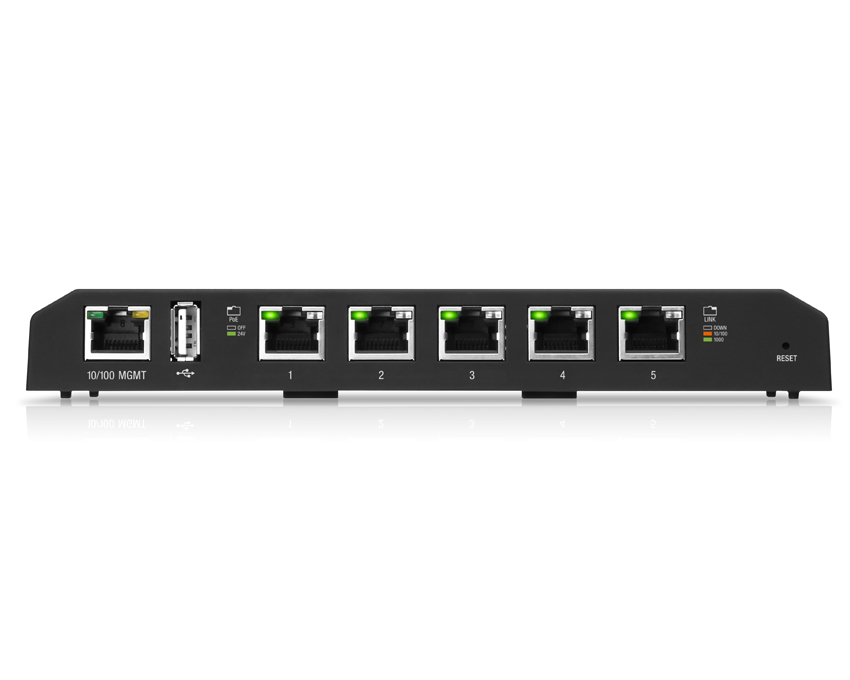Ubiquiti EdgeSwitch 5 XP - 5-Port Gigabit PoE Switch (ES-5XP)