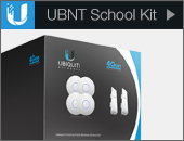 Ubiquiti Wireless School Kit