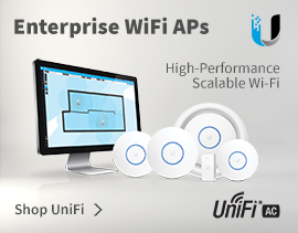 Ubiquiti UniFi Access Points - Enterprise WiFi Systems