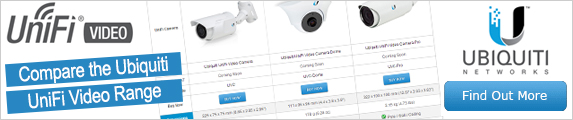 Compare the Ubiquiti UniFi Video Range