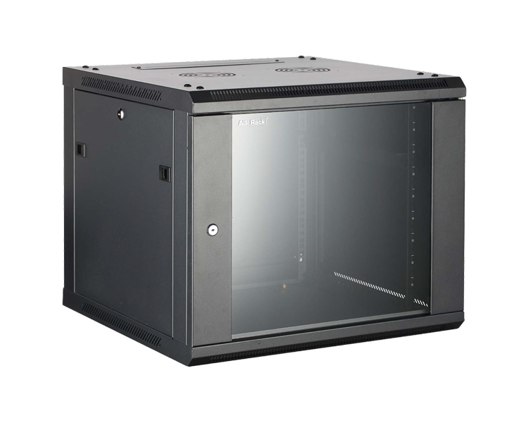 Allrack 15U 550mm Deep Wall Mount Cabinet (CAB15WB550)