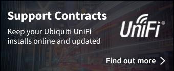 Ubiquiti UniFi Support Contracts