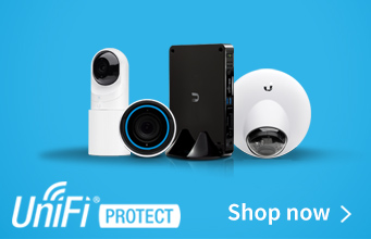 Ubiquiti UniFi Video Cameras