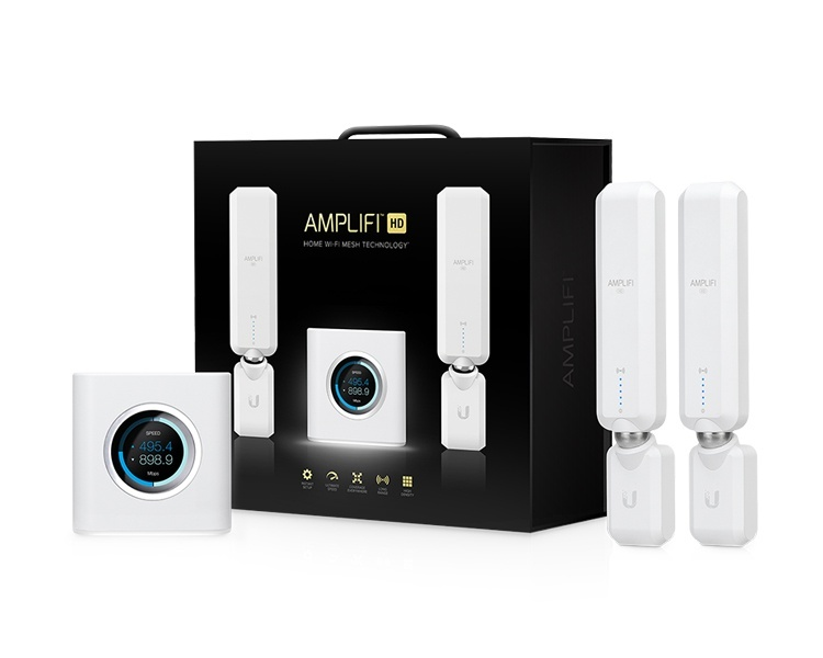 Ubiquiti AmpliFi HD Kit - AFi-HD - UK Version