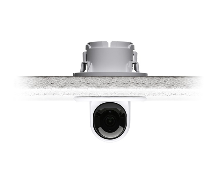 Ubiquiti UniFi UVC-G3-F-C Ceiling Mount for UVC-G3-Flex