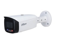 Dahua Technology 5MP 3.6mm Active Deterrence Fixed-focal Bullet WizSense Network Camera (IPC-HFW3549T1P-AS-PV-0360)
