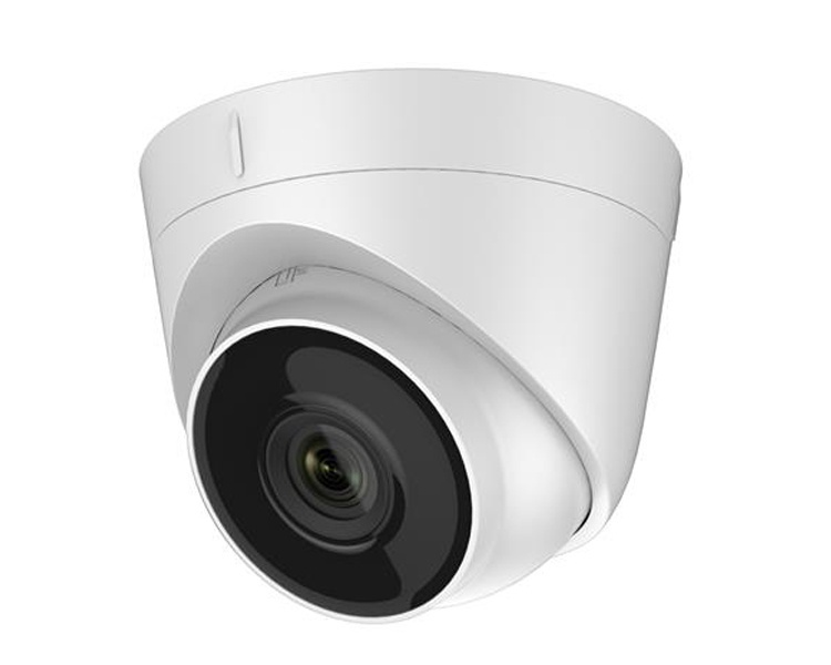 Hiwatch by Hikvision IPC-T140 4MP IP Turret Camera