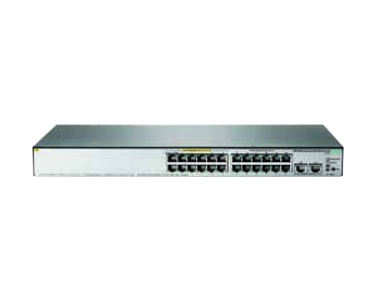 HPE OfficeConnect 1850 24G 2XGT POE+ 185W Switch (JL172A)