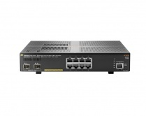 HP Aruba 2930F 8G PoE+ 2SFP+ switch
