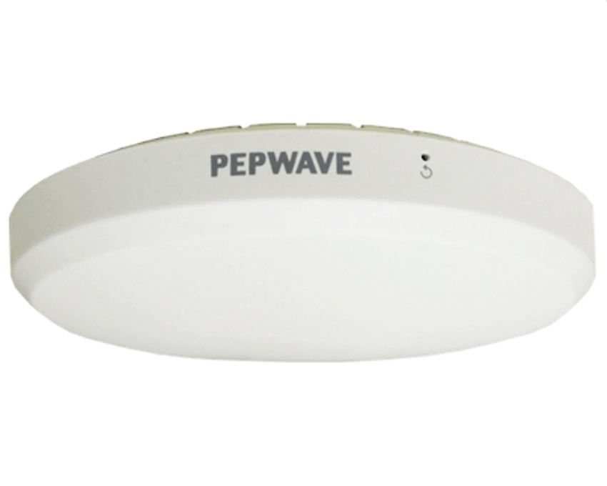 Pepwave MAX Hotspot Ceiling-Mounted LTE Router, 11ac Wi-Fi