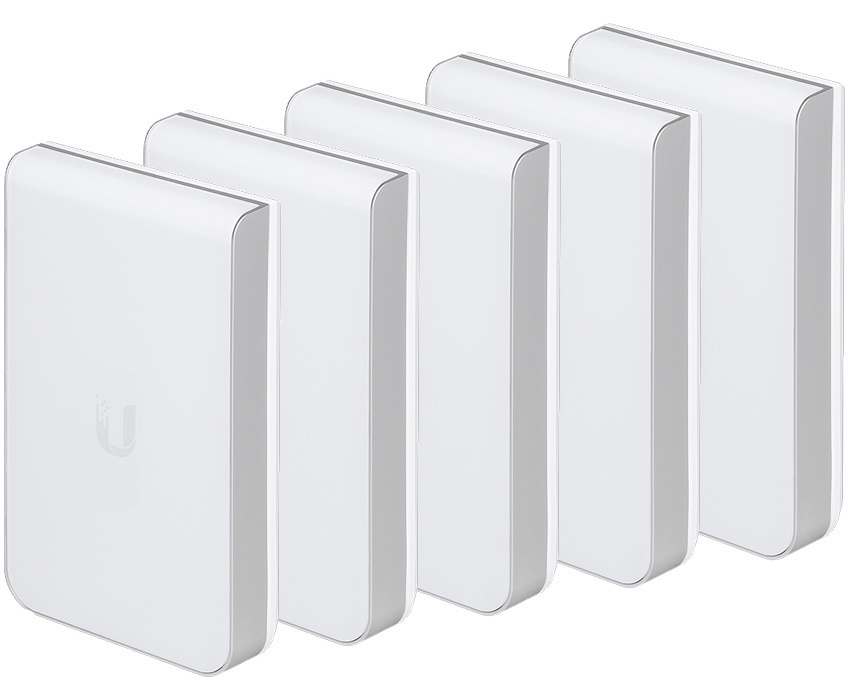 Ubiquiti UniFi AC In-Wall Pro Access Point - 5 Pack
