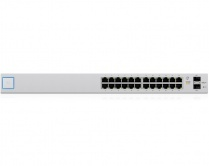 Ubiquiti UniFi Switch 24 US-24 (NON-POE)